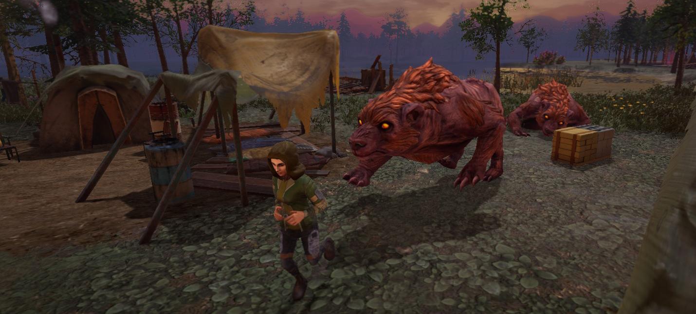 Surviving the Aftermath получила обновление Uncharted Lands