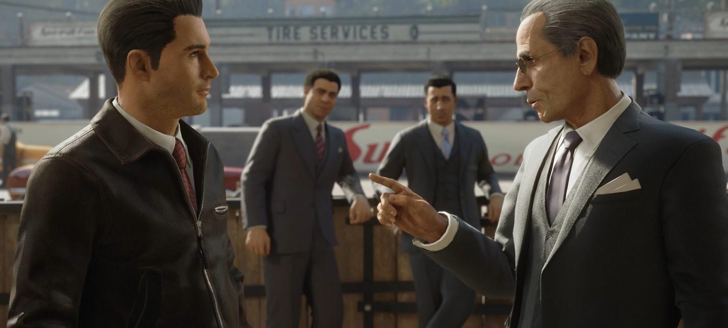 Жизнь гангстера в новом трейлере Mafia Definitive Edition