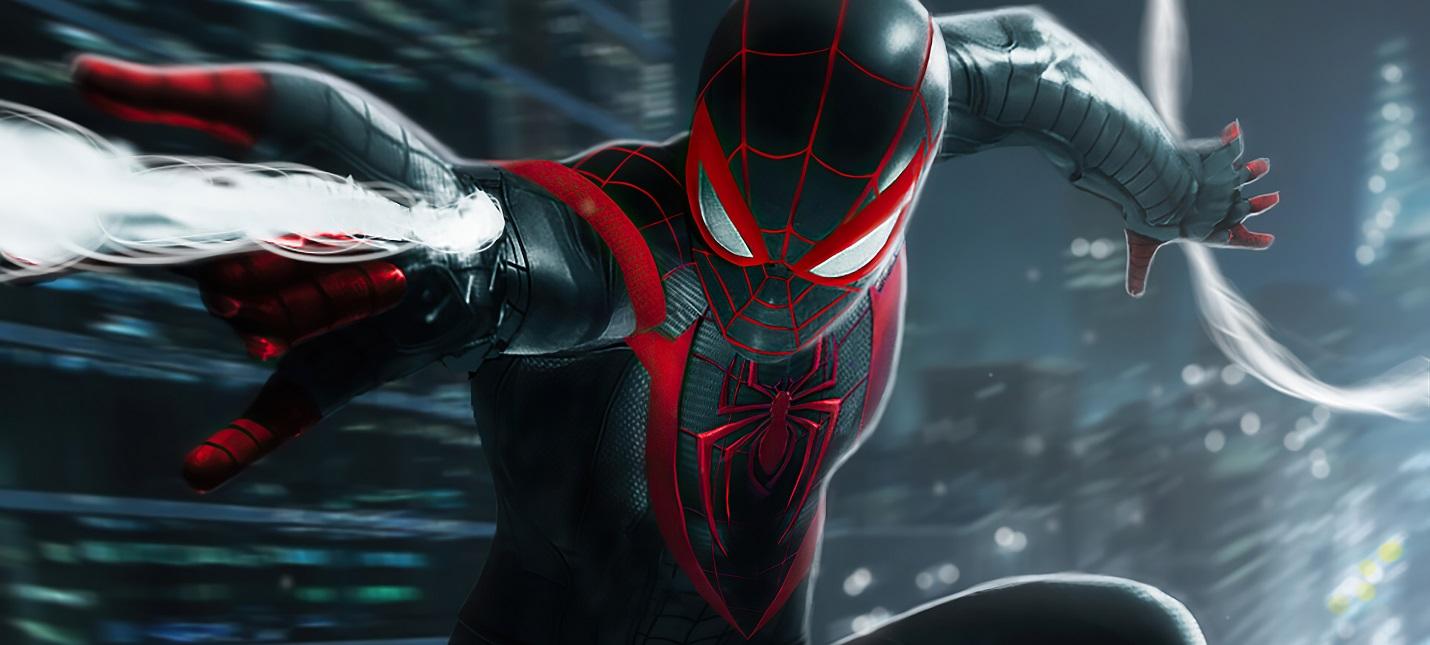 Новые скриншоты Spider-Man: Miles Morales