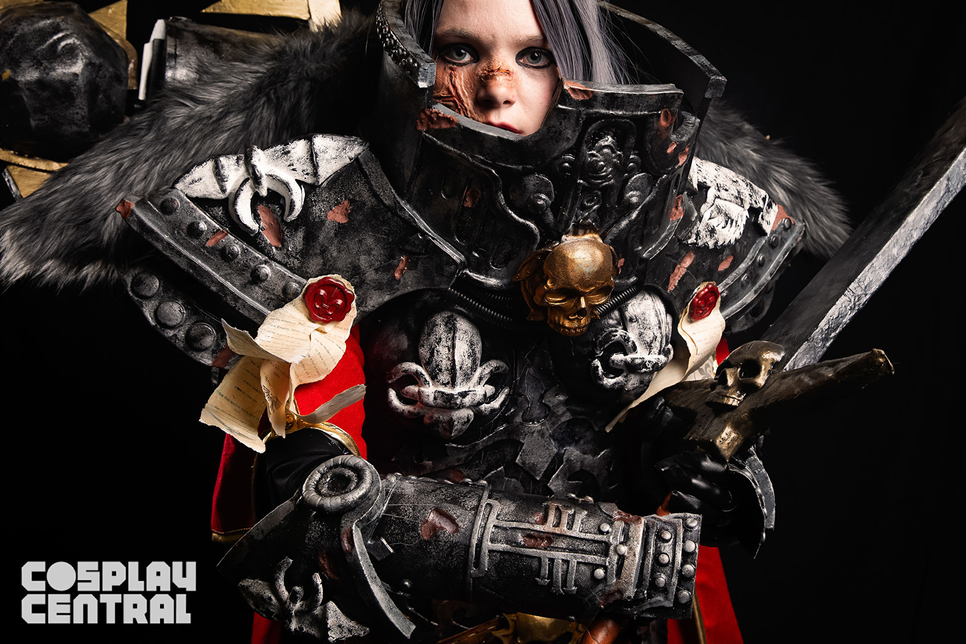 Пятничный косплей Warhammer 40000, Overwatch и Heavy Metal F.A.K.K.2