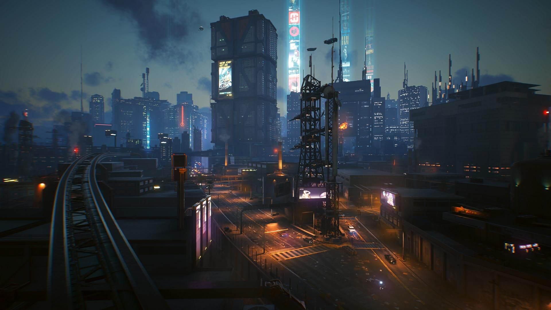 Кибергениталии и стирающие собственную память проститутки — Новые подробности Cyberpunk 2077