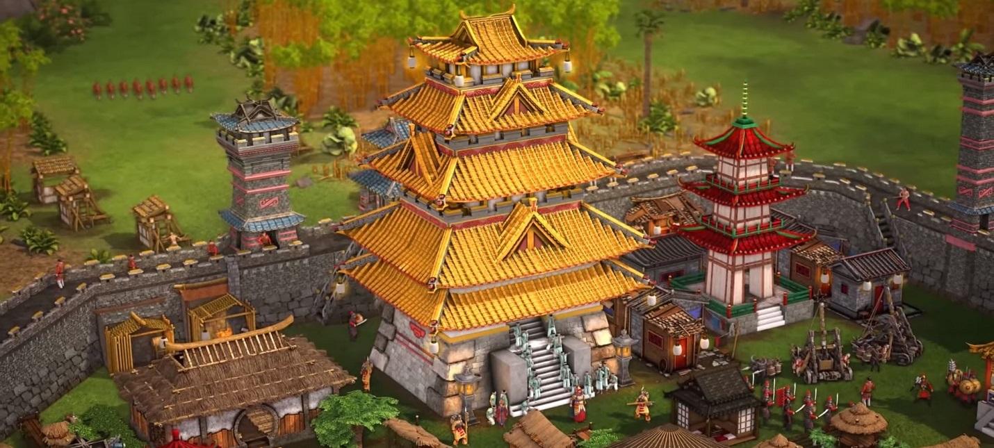 Stronghold Warlords получила демоверсию в рамках PAX Online