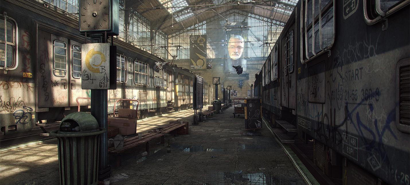 Вступительный уровень Half-Life 2 воссоздают в Half-Life Alyx