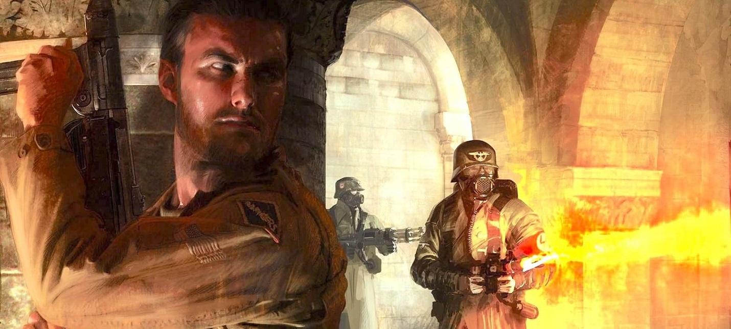 Фанатский ремастер Return to Castle Wolfenstein выйдет 15 октября
