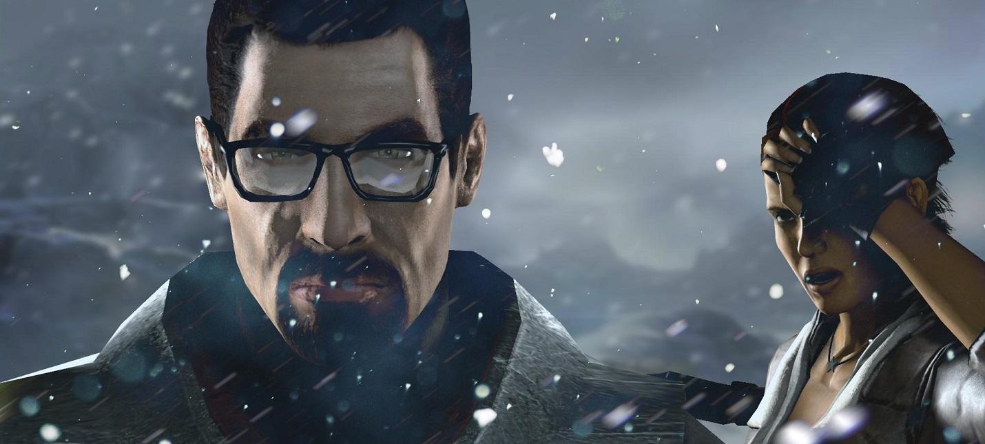 Гордон Фримен совершил более 1500 убийств в пяти играх серии Half-Life