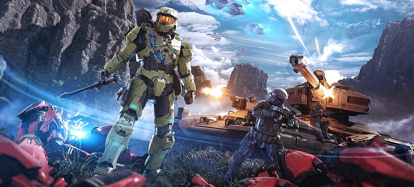 Утечка В комплекте с Halo Infinite шла фигурка Чифа