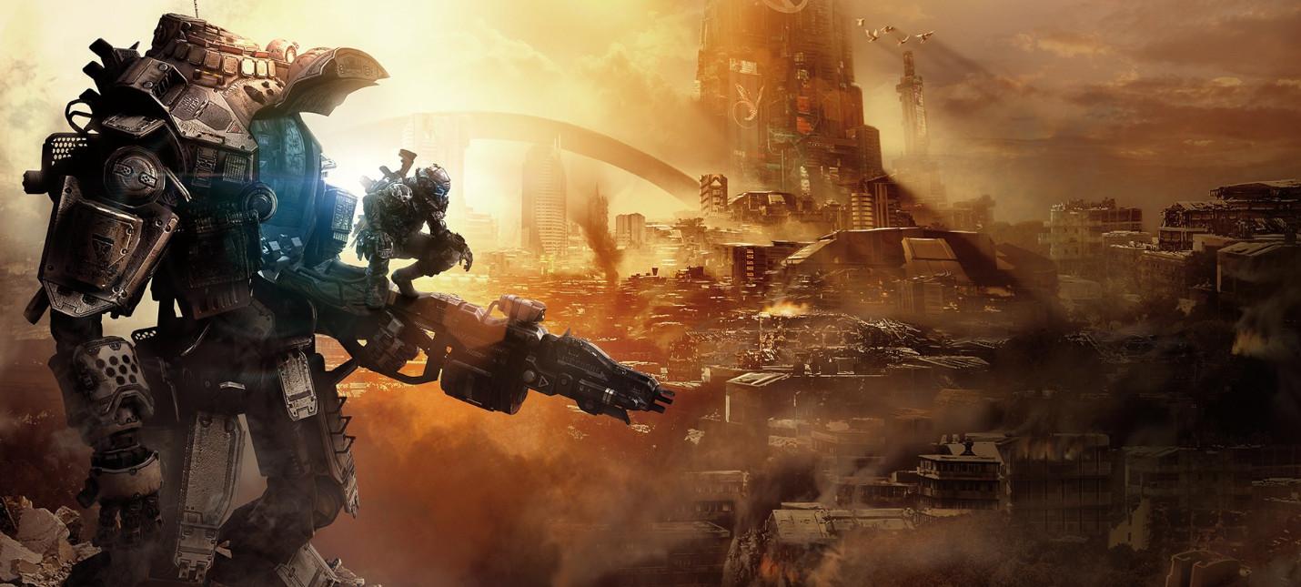Опубликован геймплей отмененной сюжетной кампании Titanfall