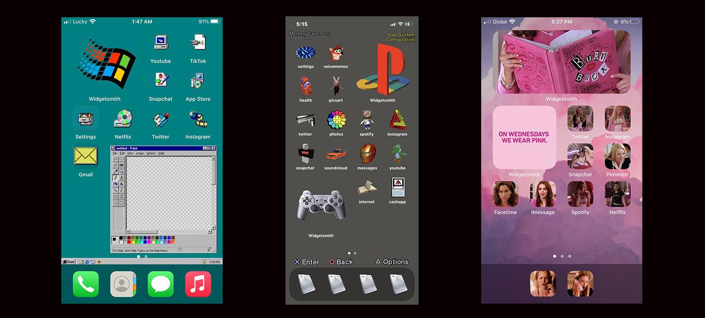 Стив Джобс вертится в гробу  посмотрите, как пользователи iOS 14 кастомизируют интерфейс