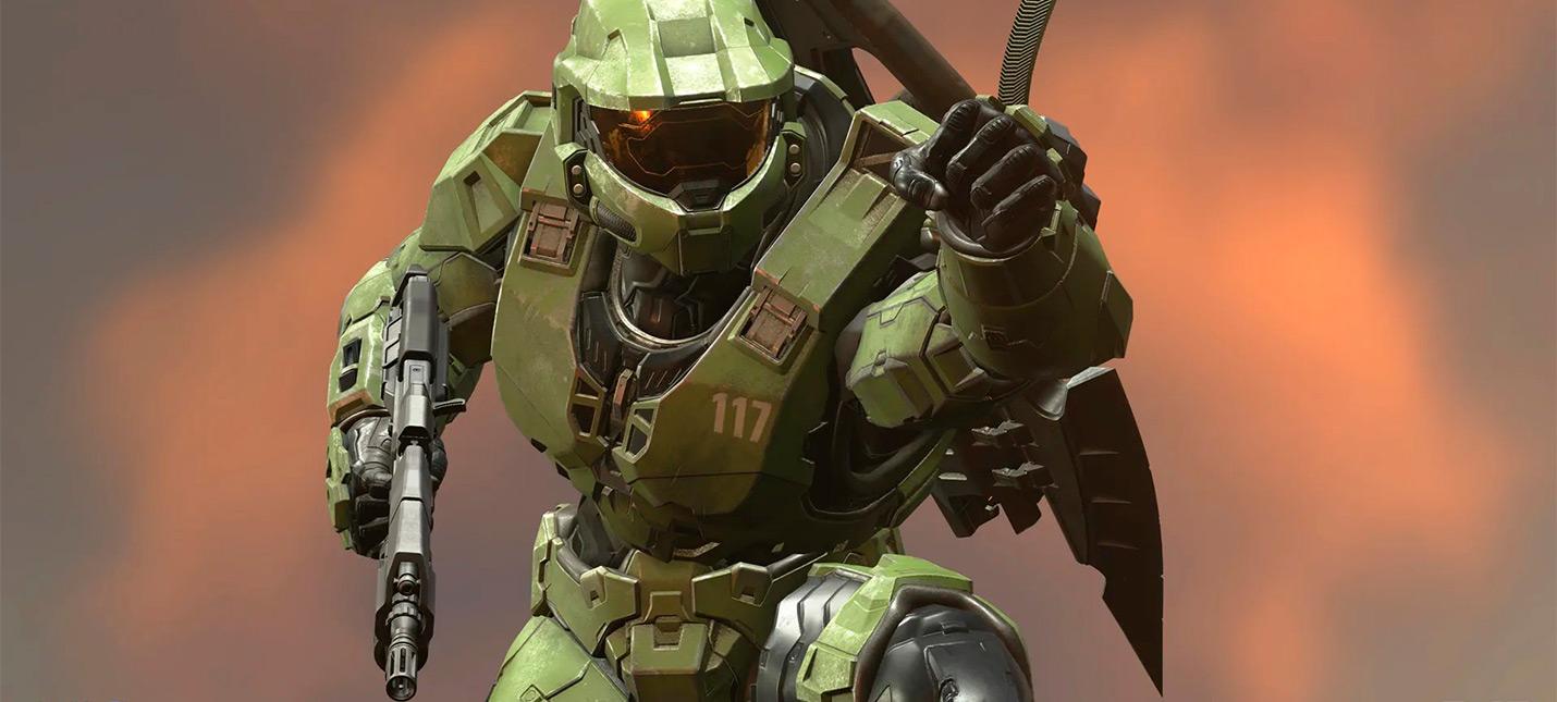 Разработчик Halo Infinite Я хотел, чтобы перенос состоялся