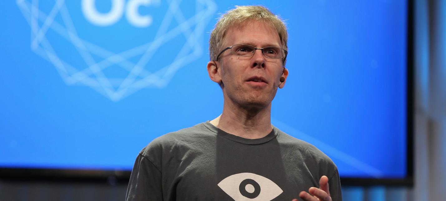 Джон Кармак одобрил сделку Microsoft и Zenimax/Bethesda