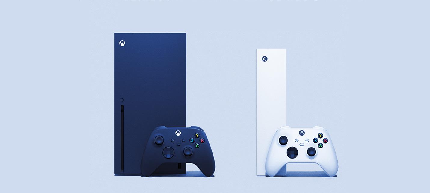 Предзаказы Xbox Series SX стартовали