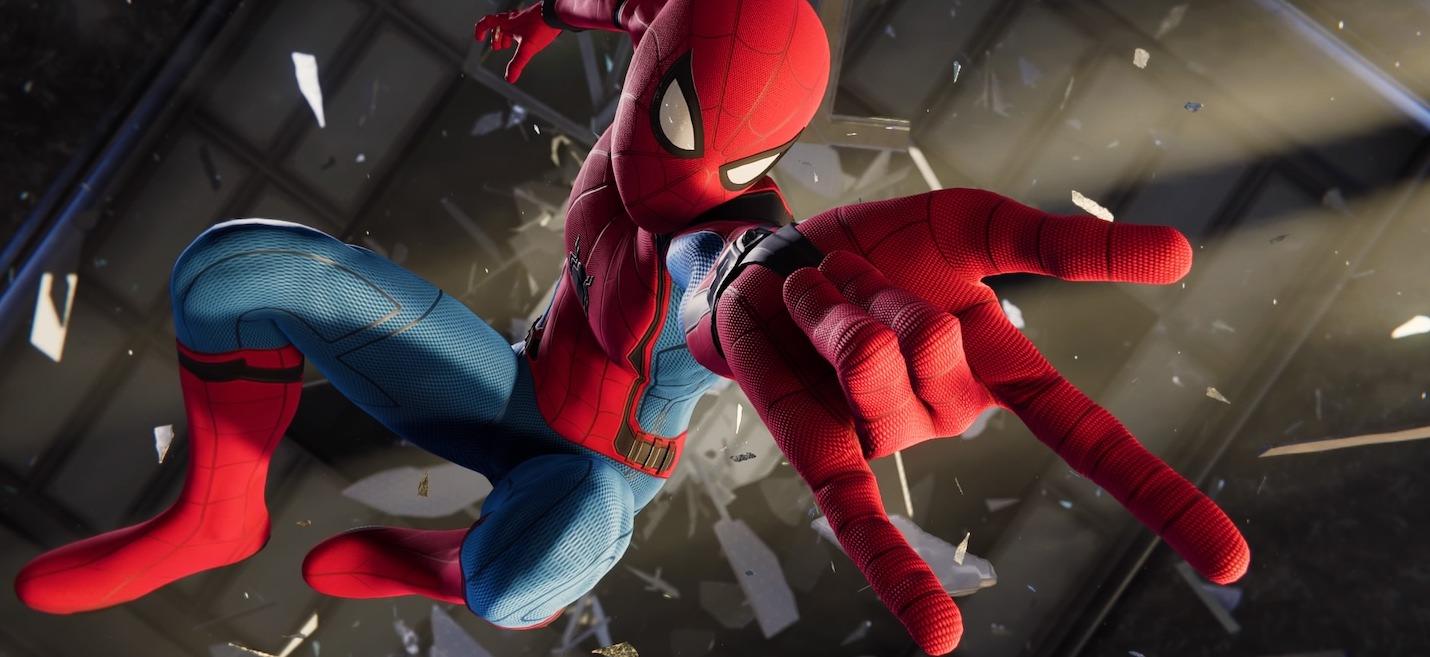 Игроки не смогут перенести сейвы Marvels Spider-Man с PS4 на PS5