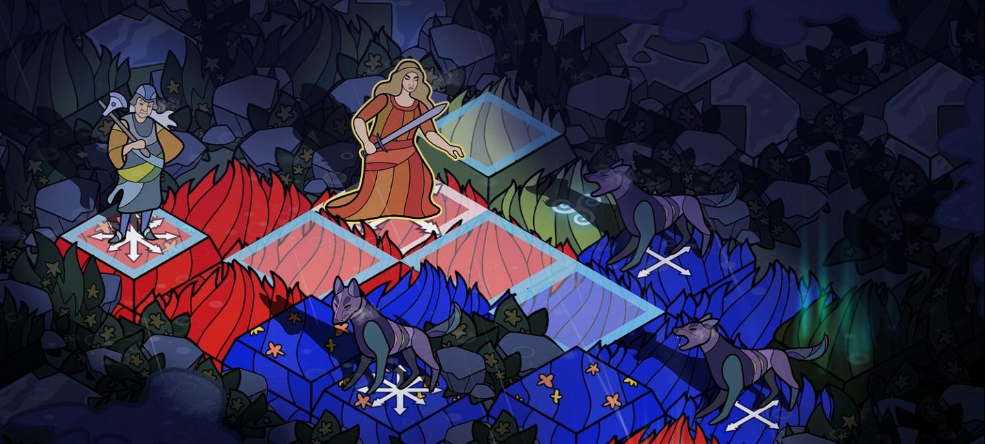 Состоялся релиз тактики Pendragon от создателей Heavens Vault и 80 Days