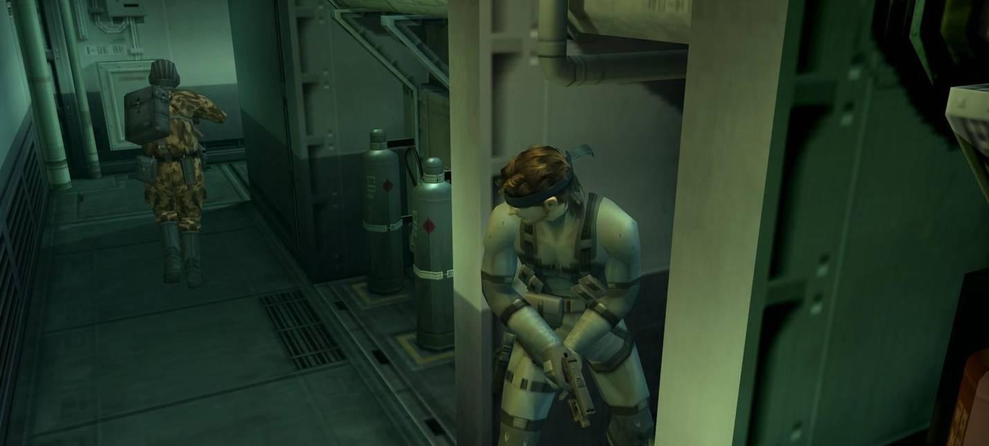 Слух На PC переиздадут первые две части Metal Gear Solid