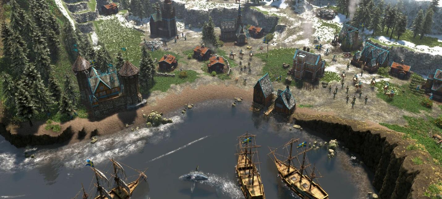 Ремастер Age Of Empires 3 постарается лучше передать быт коренного населения Америки