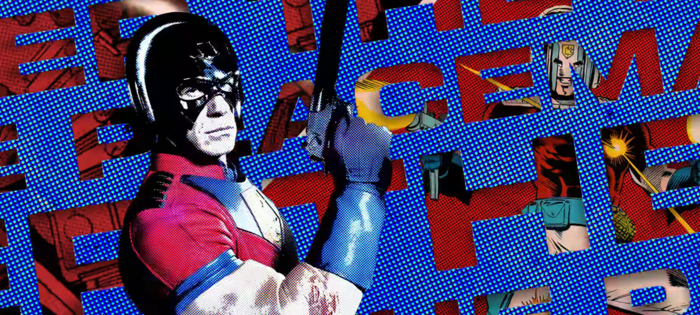 Джон Сина сыграет Миротворца в сольном многосерийном спин-оффе Отряда самоубийц