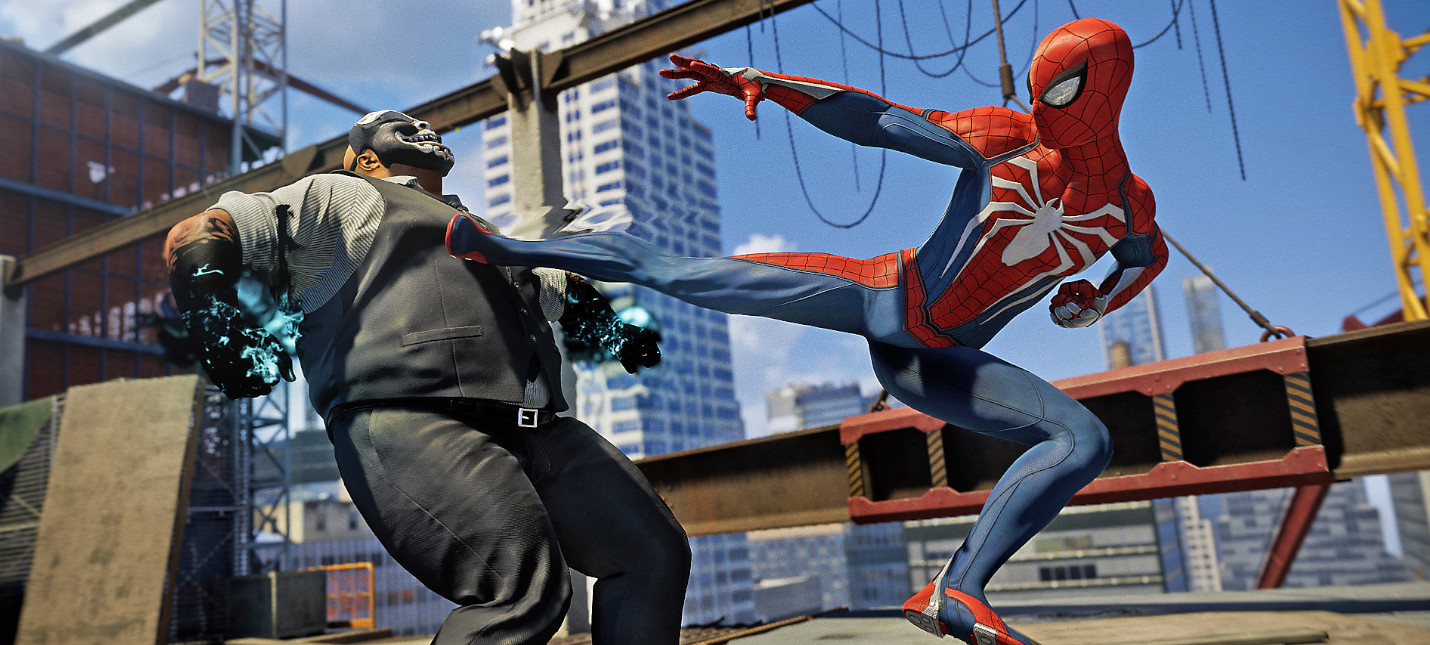 Бесплатного некстген-апгрейда для Marvel's Spider-Man на PS5 не будет