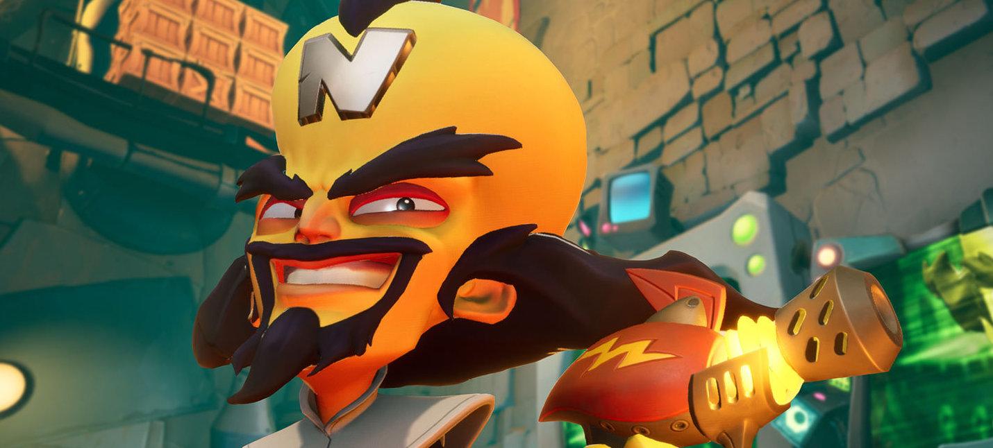 Утечка В Crash Bandicoot 4 будет кооператив и мультиплеер