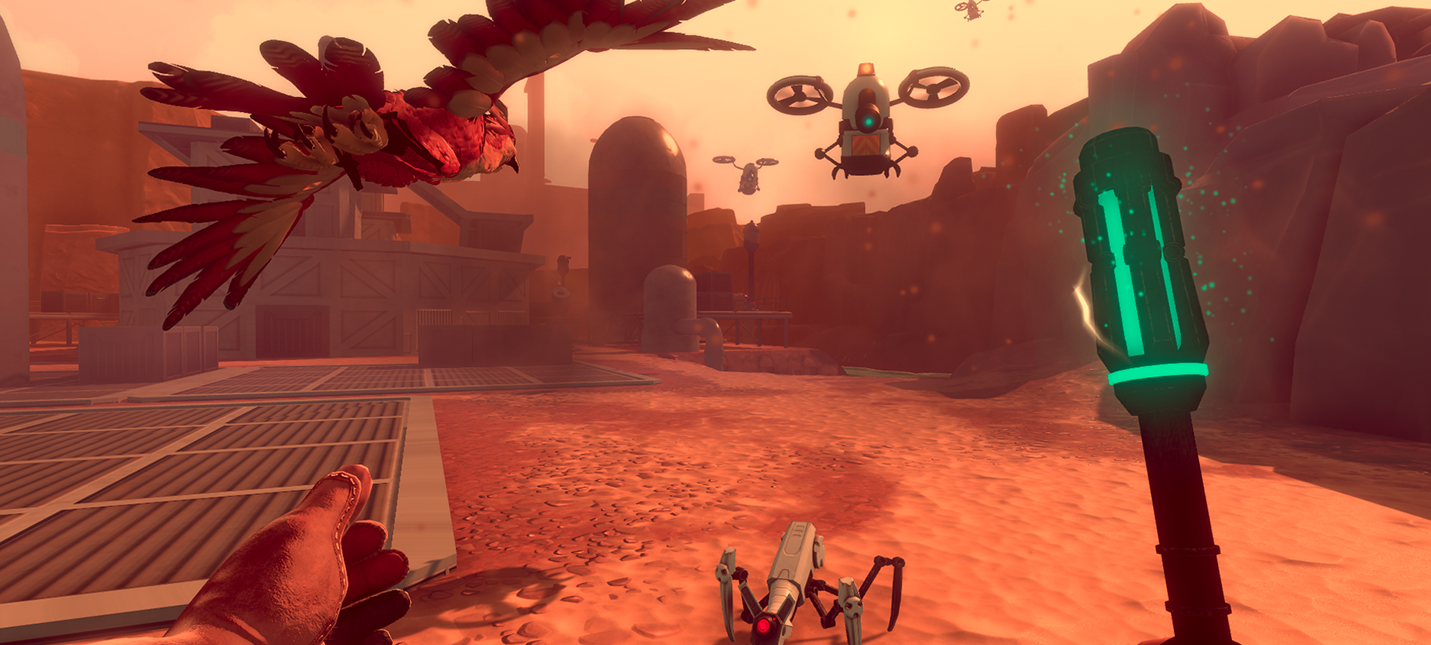 В октябре Falcon Age перестанет быть эксклюзивом Epic Games Store