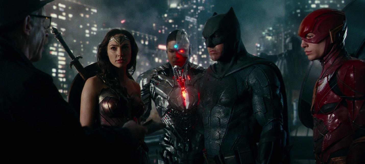 """СМИ: Зак Снайдер планирует доснять несколько сцен для """"Лиги Справедливости"""""""