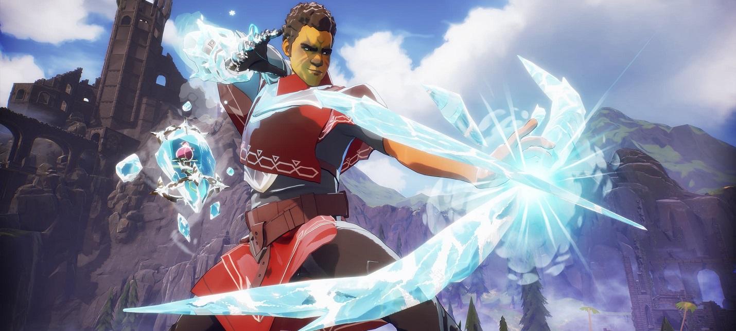 Пять миллионов играют в магическую королевскую битву Spellbreak