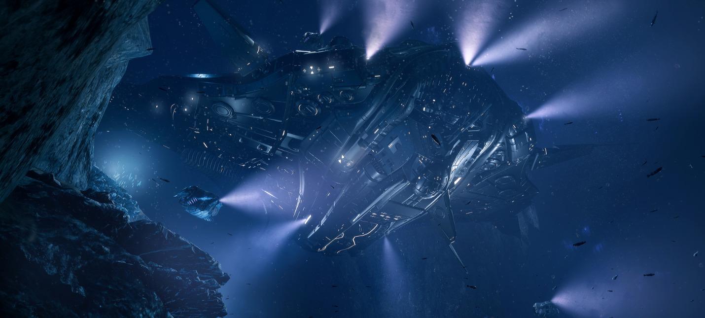 Подводный экшен Aquanox Deep Descent выйдет 16 октября
