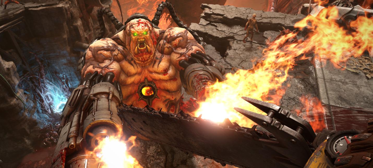 Doom Eternal пополнит библиотеку Xbox Game Pass уже 1 октября