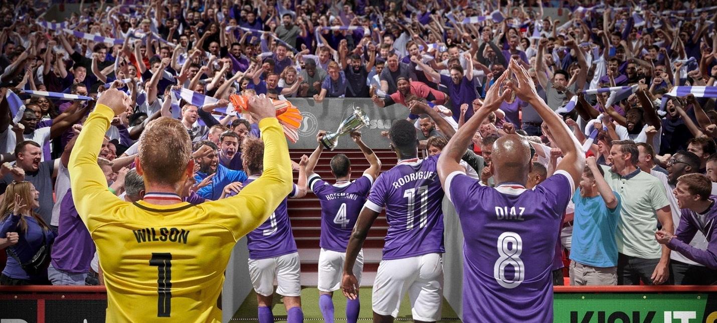 Football Manager 2021 выйдет 24 ноября  симулятор появится на Xbox