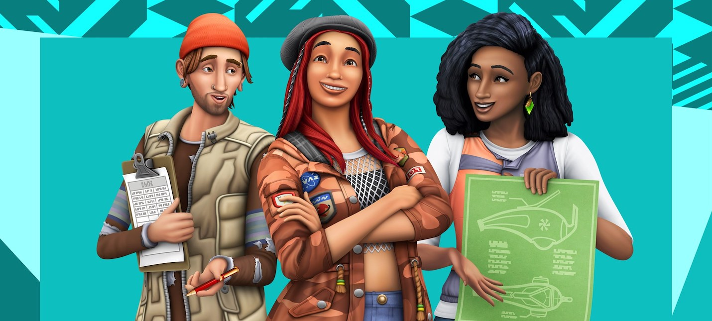 В декабре The Sims 4 получит апдейт с оттенками кожи