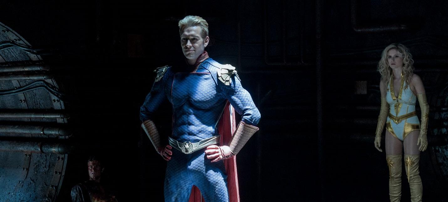 В производство запущен спин-офф Пацанов про колледж для супергероев