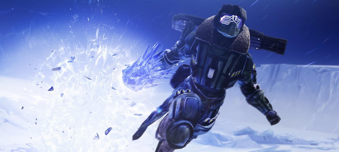 Игрокам придется заново скачивать Destiny 2 с выходом дополнения Beyond Light