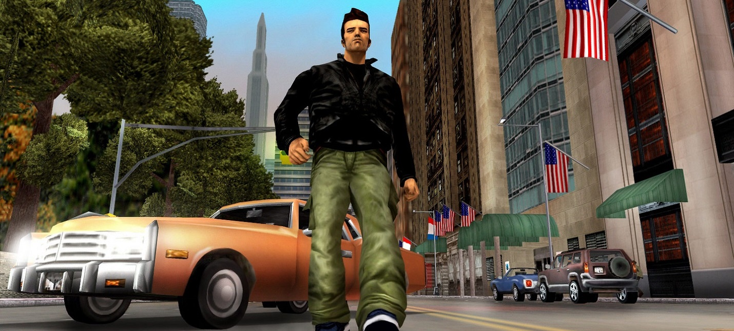 GTA 3 запустили на Nintendo Switch