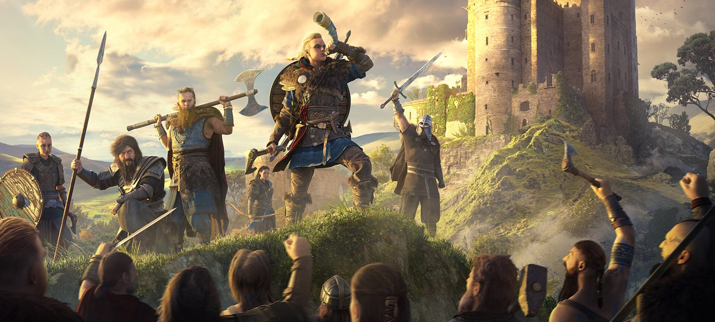Убийство тюленей и захват поста  новый геймплей Assassins Creed Valhalla