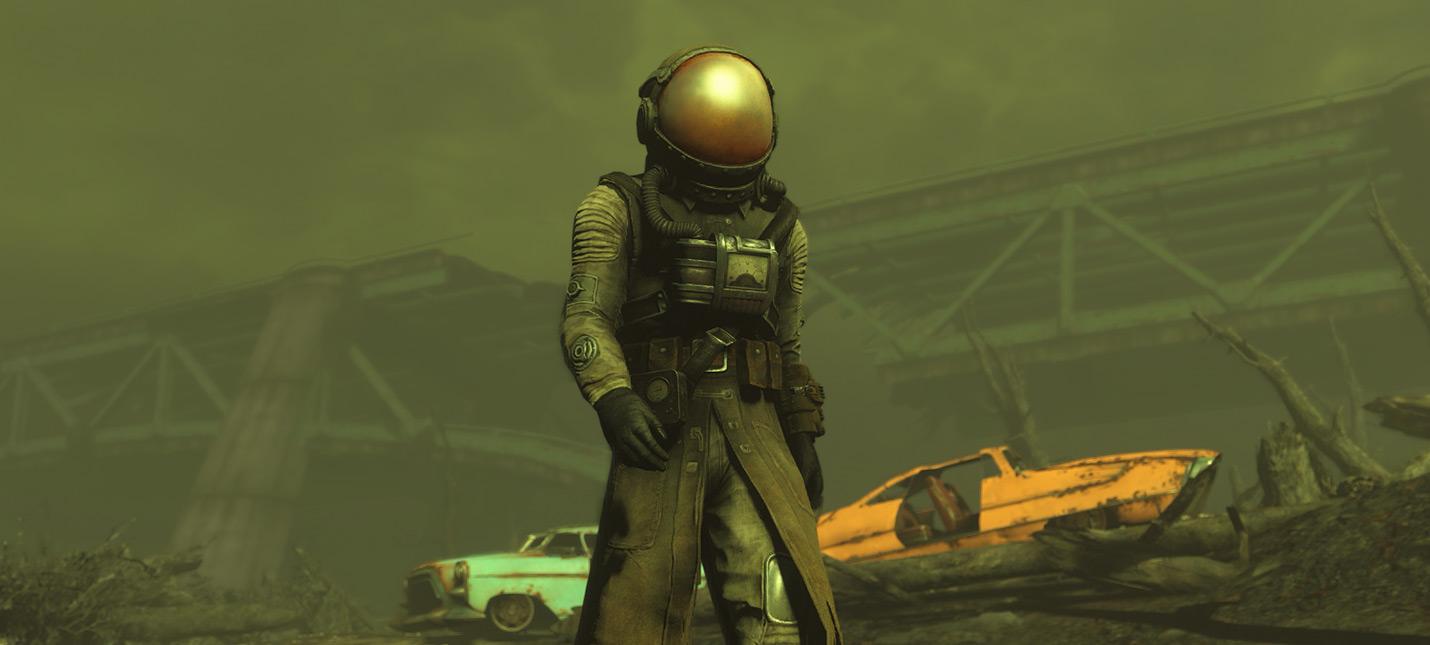 Сравнение радиации вселенной Fallout с реальным миром