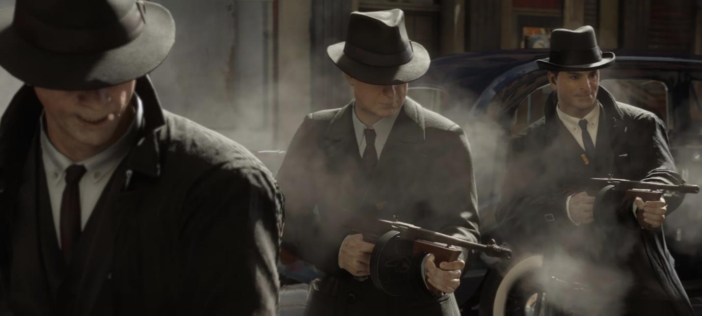 Steam-чарт Ремейк Mafia стартовал с пятой строчки