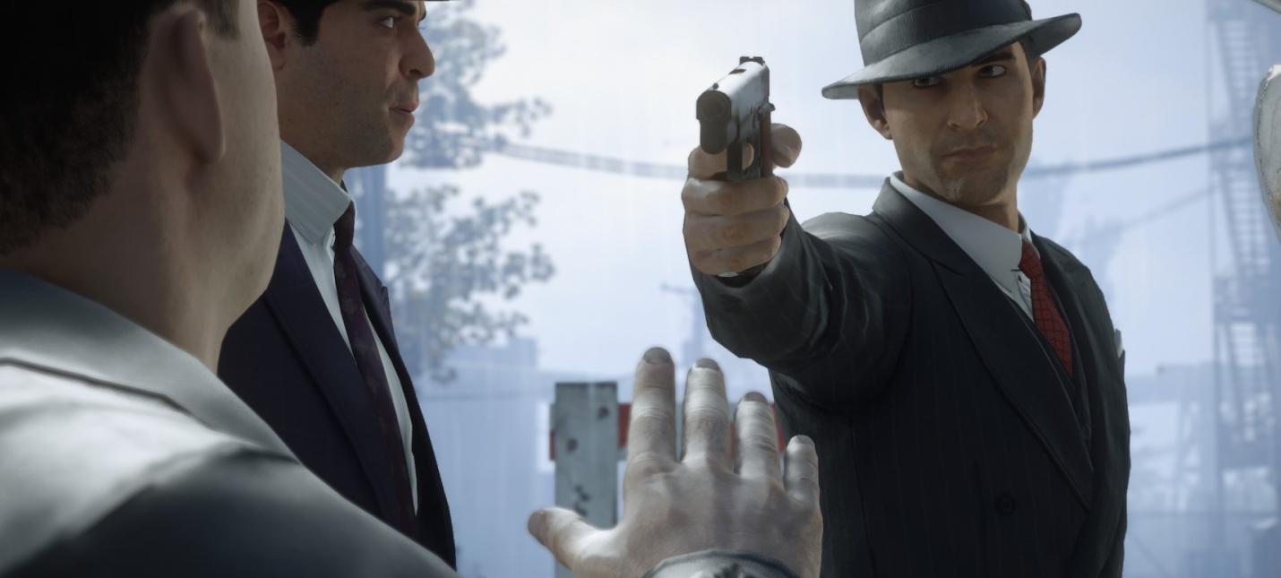 UK-чарт Ремейк Mafia занял третью строку