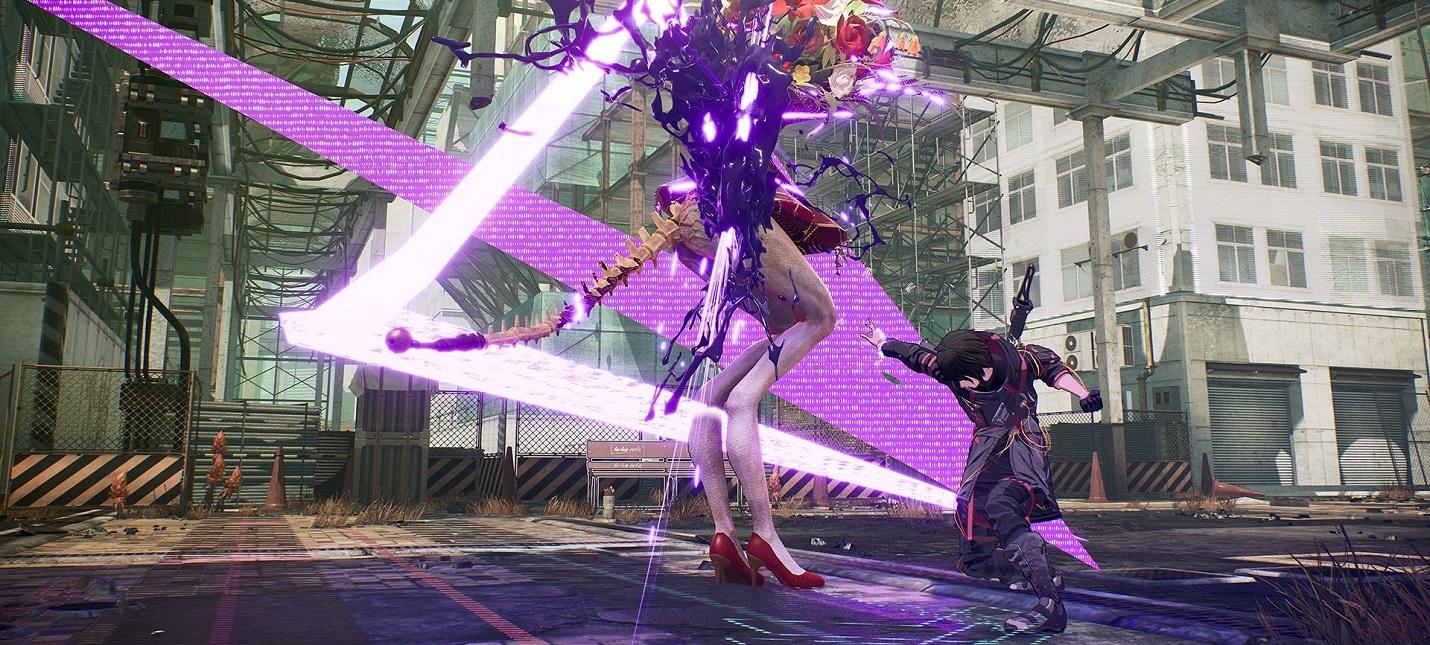 Новый трейлер и 6 минут геймплея экшена Scarlet Nexus