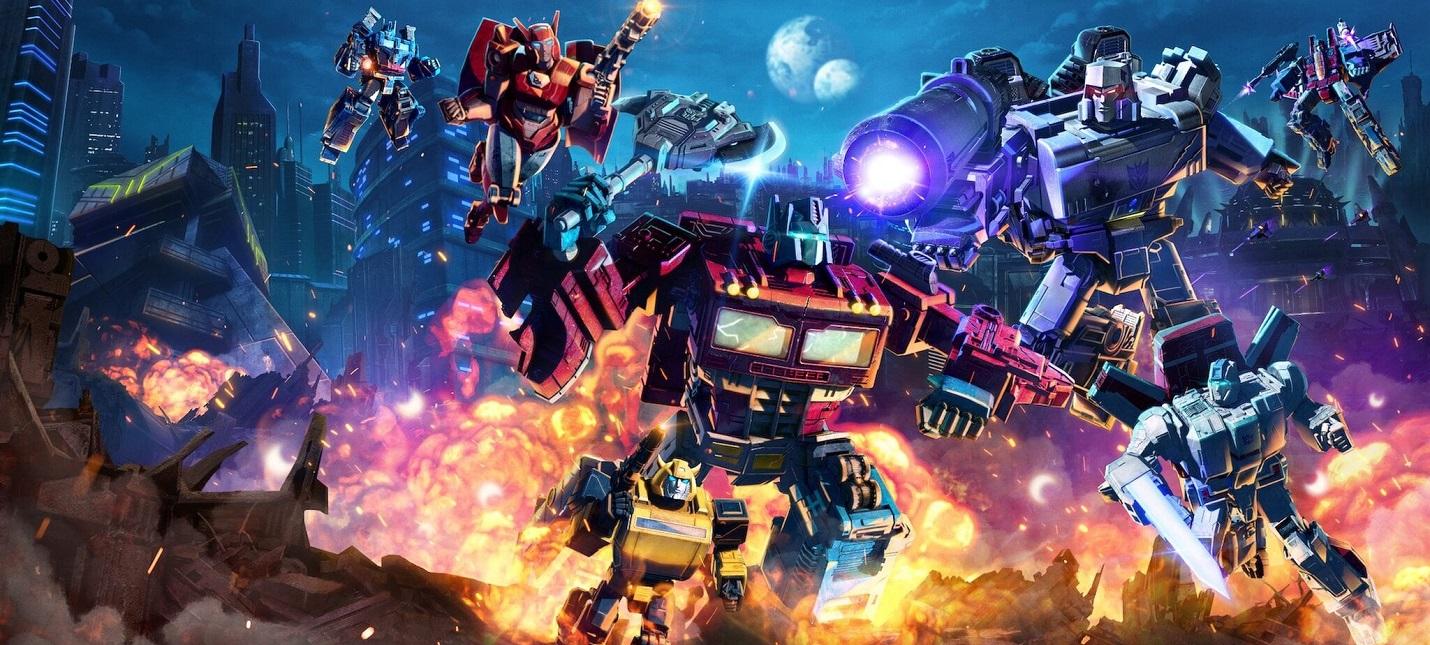 Первый трейлер второго сезона Transformers: War for Cybertron