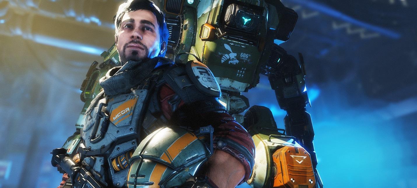 Возможно, Джека Купера из Titanfall 2 уже можно встретить в Apex Legends