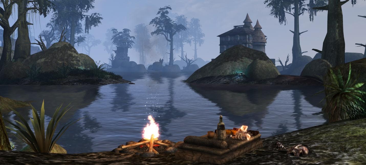 Моддер делает из Morrowind реалистичный сурвайвал