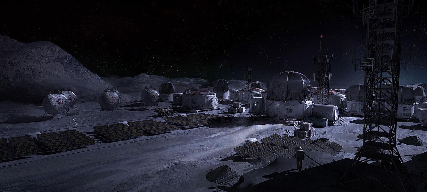 NASA объявила конкурс — как обеспечивать энергией Лунную базу в течение 2-недельных ночей