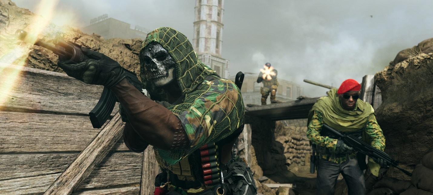Новый апдейт Call of Duty Modern Warfare уже можно скачать  он весит 20 ГБ