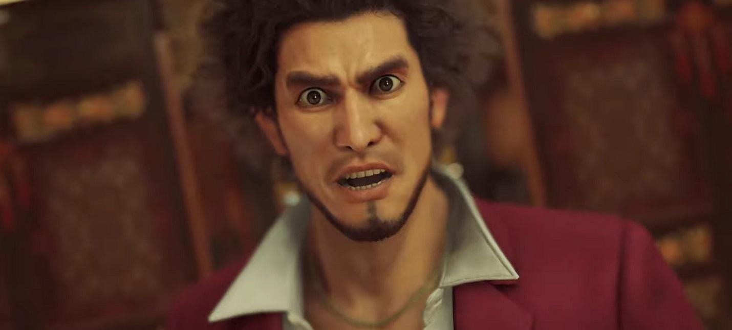Yakuza Like a Dragon выйдет на три дня раньше, PS5-версия задержится до марта