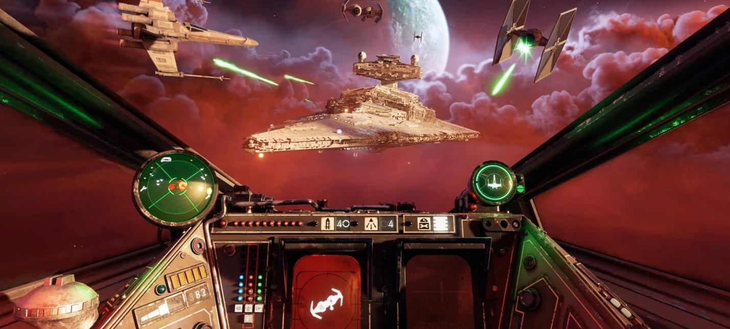 Nvidia выпустила драйвер с оптимизацией Star Wars Squadrons и технологией Reflex в Modern Warfare и Warzone