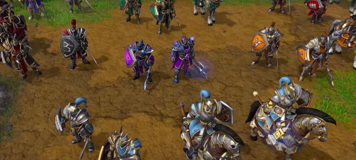 Вышло демо фанатского ремейка Warcraft 2 на основе Warcraft 3 Reforged