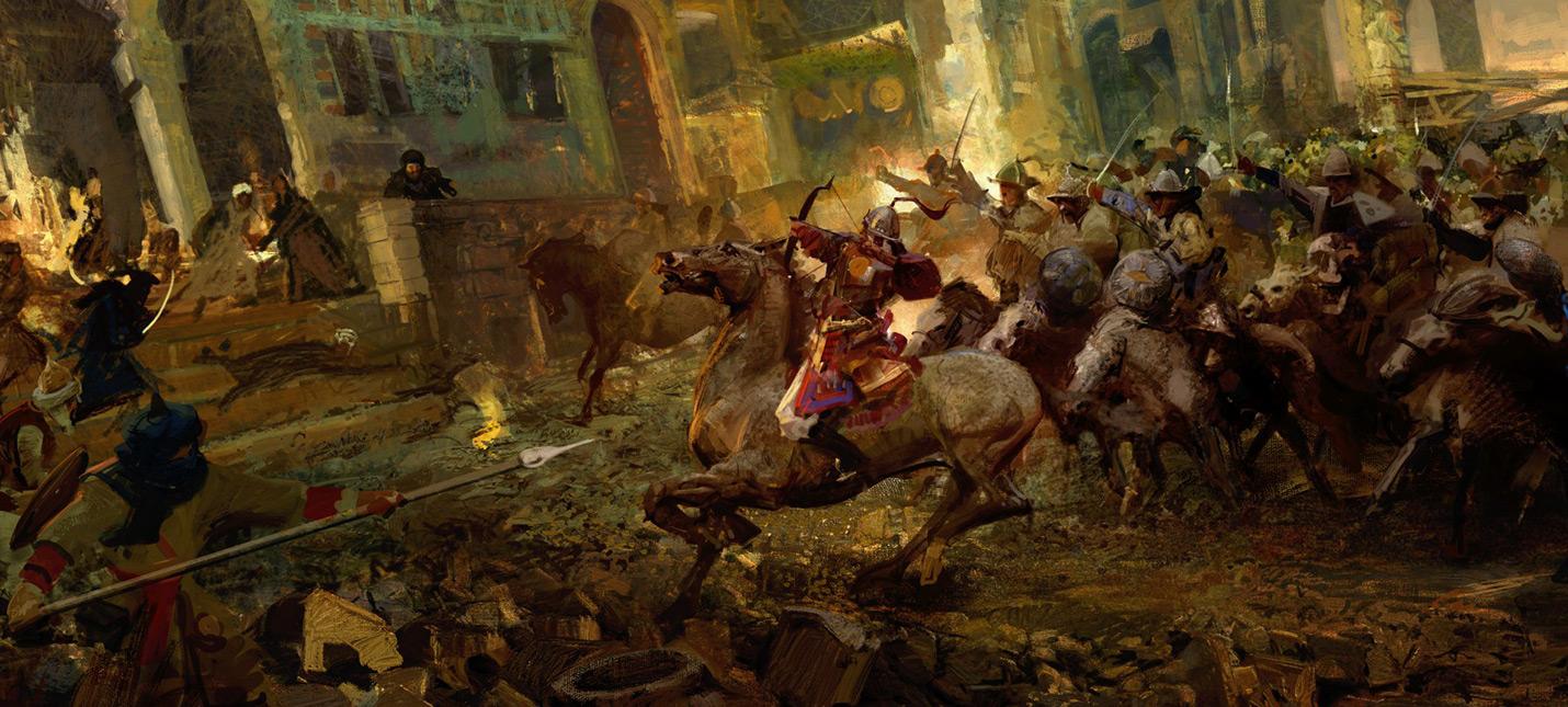 """Новый патч Crusader Kings 3 запретил режим """"Северной Кореи"""""""