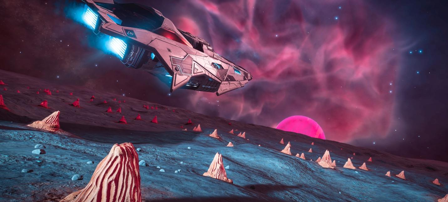 Сезонный пропуск Horizons для Elite Dangerous станет бесплатным 27 октября