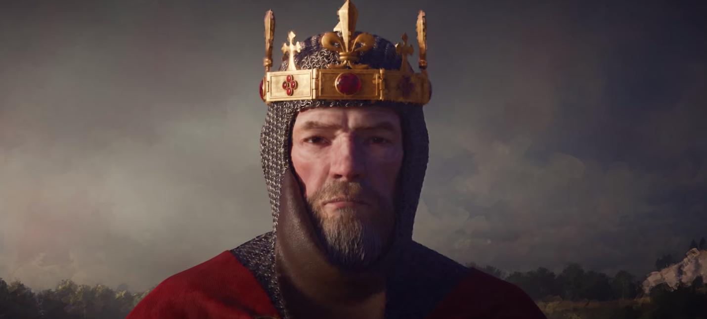25 миллионов часов, 18 миллионов убийств и съеденный Папа римский  статистика Crusader Kings 3