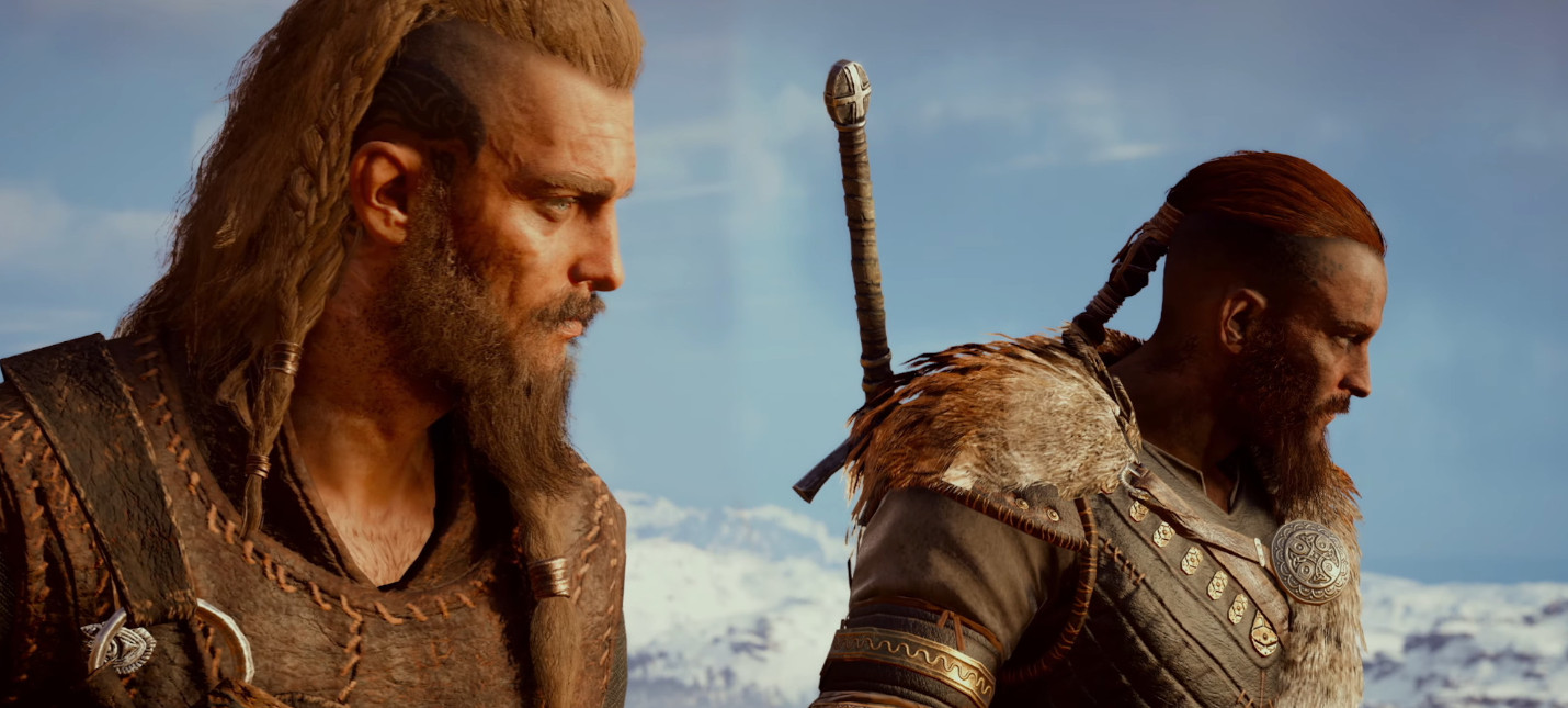 Сюжетный 4К-трейлер Assassin's Creed: Valhalla