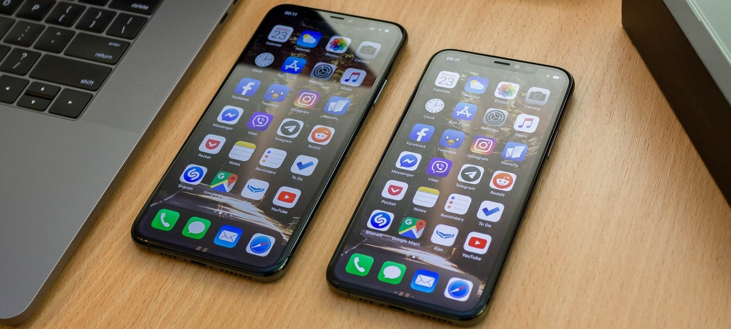 Инсайдер Базовые модели iPhone 12 получат от 64 ГБ памяти, Pro и Pro Max от 128 ГБ